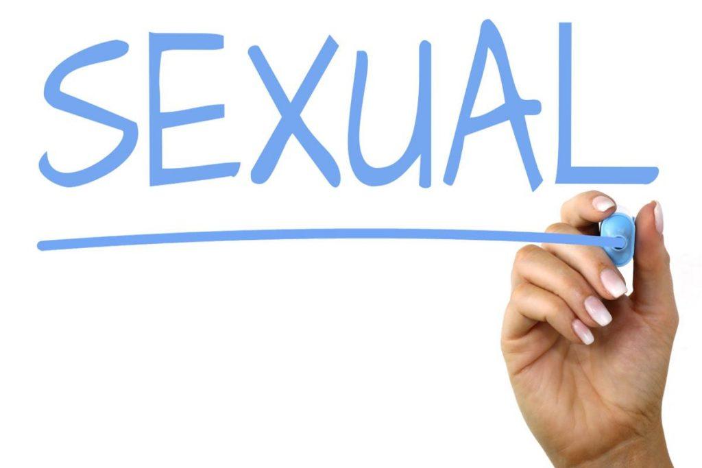 Salud sexual.